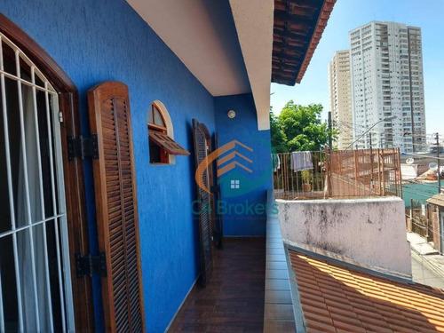 Imagem 1 de 26 de Belíssimo Sobrado Em Guarulhos Com 3 Dormitórios E 2 Vagas. - So0027