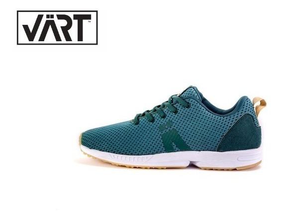 Zapatillas Vart Knit Verde 100% Originales