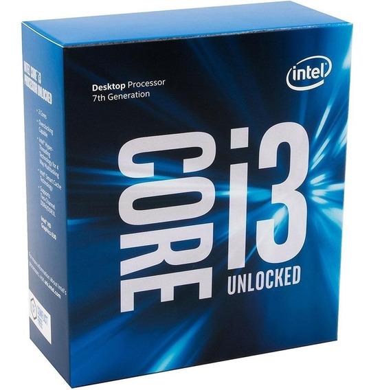 Processador Intel Core I3 7350k 4.20ghz 4mb Lga 1151 Socket