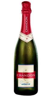 Champagne Chandon Aperitif Espumante Botella 750ml Caja X6