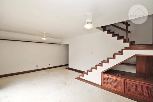 Imagem 1 de 30 de Casa Duplex À Venda No Alto Da Boa Vista, Rio De Janeiro - Ca0009