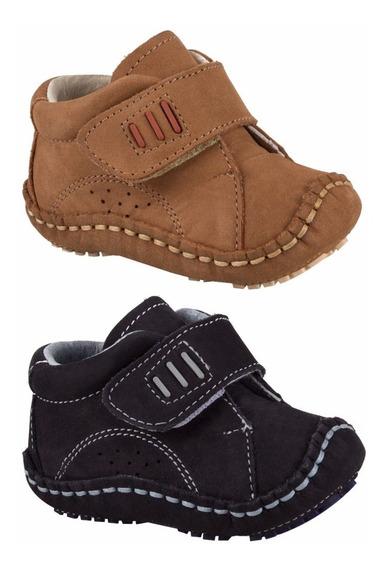 Kit Dos Pares Zapato Casual Nonno Bebes Niño
