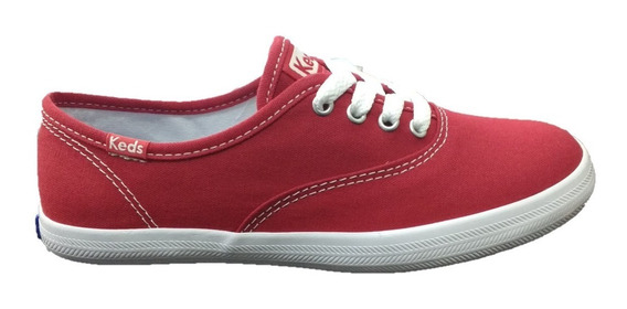 Tênis Keds Champion Woman Canvas Kd100639