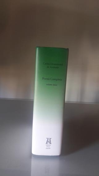 Carlos Drummond-poesia Completa- Volume Único - Novo