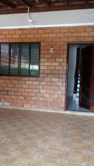 Casa Com 2 Dormitórios Para Alugar, 67 M² Por R$ 1.300,00/mês - Vila Voturua - São Vicente/sp - Ca0591
