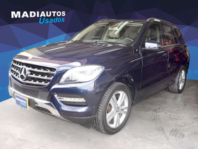 Mercedes Benz Ml-350 4matic Aut. 4x4 2014