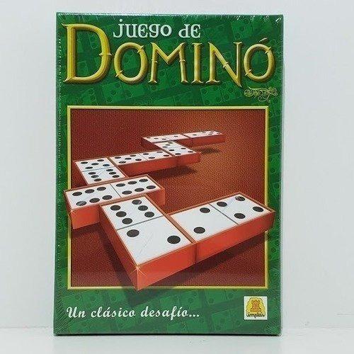 Juego De Mesa Domino Puntos Implas