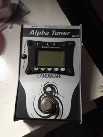 Pedal Landscape - Atn-1 Alpha Tuner