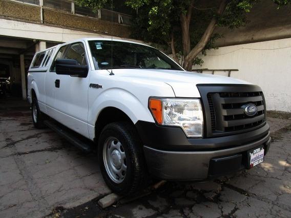 Ford F150 2p Xl Super Cab V6 Ta,a/ac.,r17