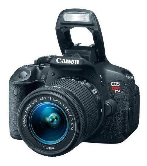 Camera Canon Eos T5i Kit 18-55mm Stm