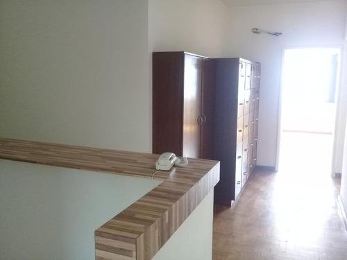 Conjunto Comercial Para Alugar, 200 M² Por R$ 3.800/mês - Centro - Santos/sp - Cj0104