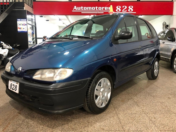 Renault Scenic 1.6 Full Full Gnc 1999 Financiamos