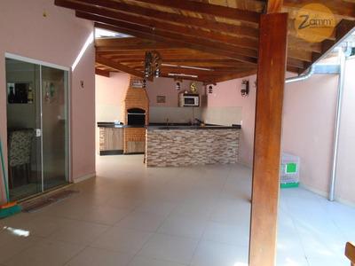 Casa 03 Dormitórios Villa Flora Sumare - Codigo: Ca1391 - Ca1391