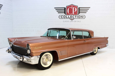 Lincoln Continental Tag Cadillac Town Car Limousine Ford Gm