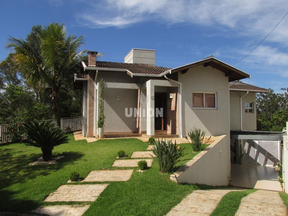Casa Para Aluguel Em Condomínio Alpes De Vinhedo - Ca002569