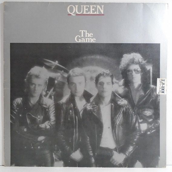 Queen 1980 The Game Lp Crazy Little Thing Called Love