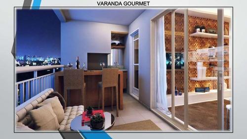 Vila Nova Sabará Apto De 61 M Com 2 Dormitórios E Suíte