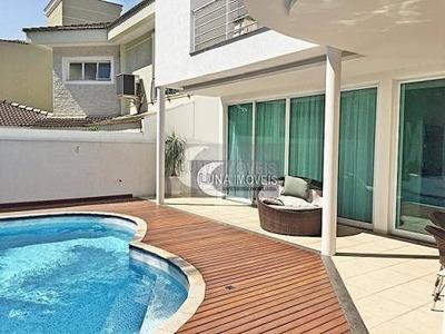 Sobrado Residencial À Venda, Jardim Hollywood, São Bernardo Do Campo - So0379. - So0379