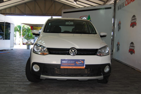 Volkswagen Crossfox G2 1.6 8v 4p 2013
