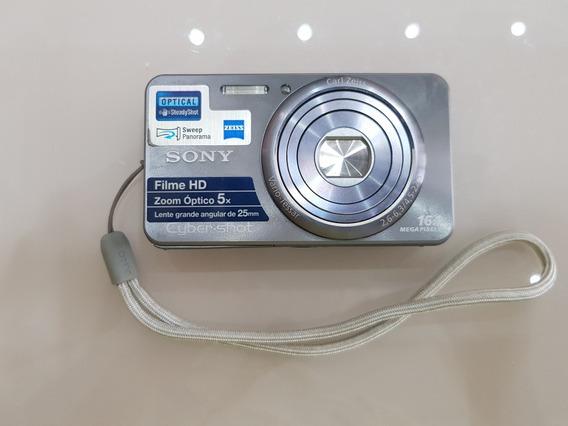 Câmera Digital Sony Dsc-w570