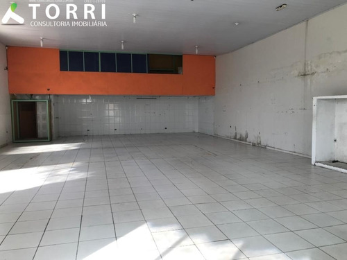 Imagem 1 de 11 de Salão Comercial No Jardim Sorocaba Park - Sl00017 - 68546455