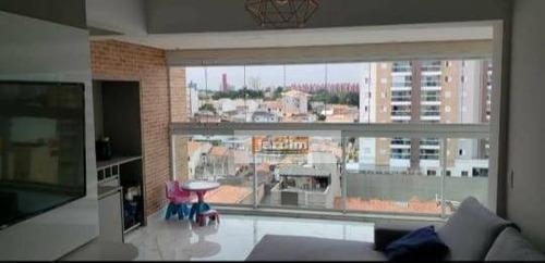 Cobertura Com 4 Dormitórios À Venda, 174 M² Por R$ 1.200.000,00 - Vila Marlene - São Bernardo Do Campo/sp - Co1202