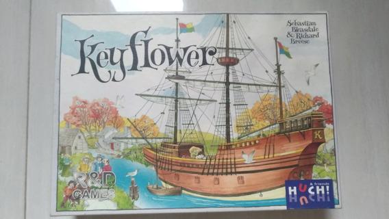 Keyflower - Jogo De Tabuleiro Importado - Inglês / Alemão