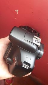Câmera Profissional Eos Rebel T6