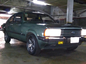 Ford Taunus Coupe 1983 Verde