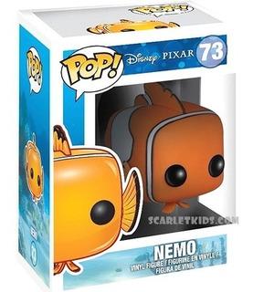 Funko Pop Disney Nemo 73 Original Funko Pop! Scarlet Kids