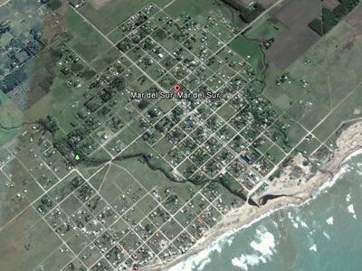 Terreno Mar Del Sur / Con Escritura