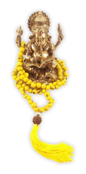 Japamala 108 Contas Hooponopono Rudraksha Sementes De Açaí