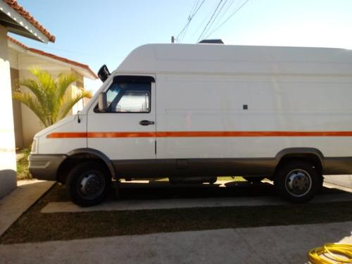 Iveco Van Motor Home Ano 2002