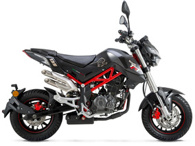 Benelli Tnt 135 Naked