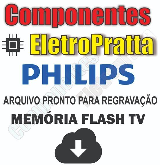 Arquivo, Memoria, Flash, Eeprom, Tv, Philips, 39pfl3008d/78