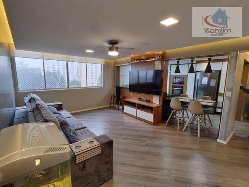 Imagem 1 de 30 de Apartamento Com 2 Dormitórios À Venda, 90 M² Por R$ 370.000,00 - Parque Terra Nova - São Bernardo Do Campo/sp - Ap0827