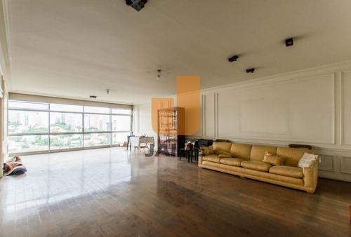 Apartamento Para Venda No Bairro Higienópolis Em São Paulo - Cod: Pe7846 - Pe7846