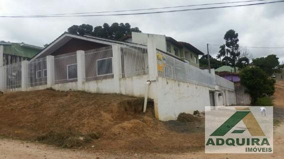 Casa Térrea Com 2 Quartos - 4342-v