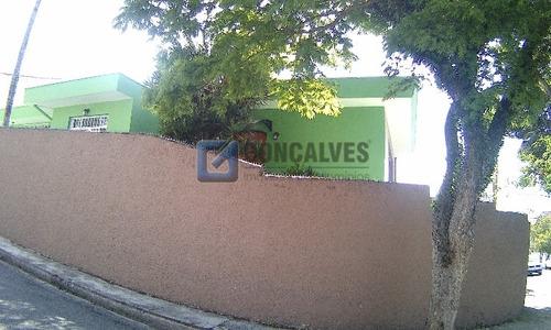 Venda Casa Sao Bernardo Do Campo Bairro Assunçao Ref: 40862 - 1033-1-40862