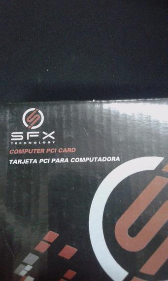 Fax Modem Sfx 56k V90 - Nuevo En Caja! Oportunidad!