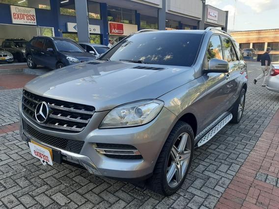 Mercedes-benz Clase Ml 250 Mercedes Ml250 Diesel Full Equipo