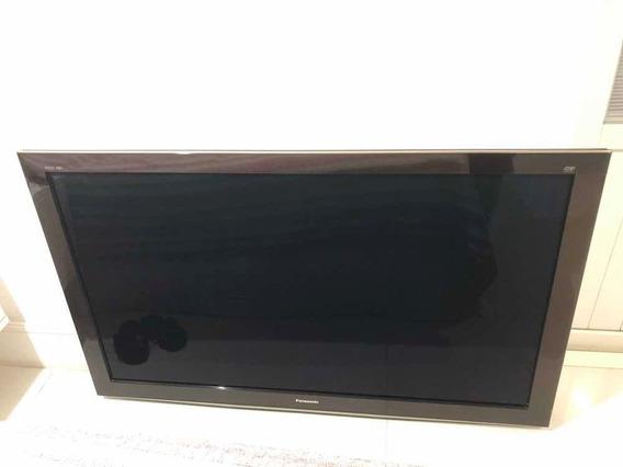 Tv De Plasma Panasonic 50 Polegadas. Com Defeito - Não Liga