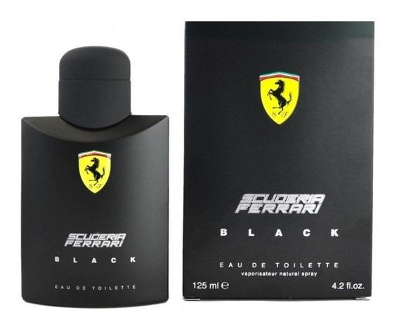 Ferrari Black Original