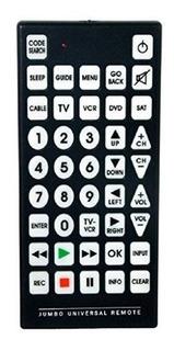 Qfx Rem-115 Jumbo 8-1 Control Remoto Universal
