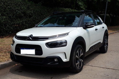 Citroën -c4 Cactus Thp 165 Eat6 Shine Am21