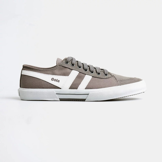 Gola Super Quarter Gris/blanco