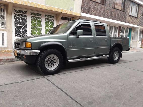 Chevrolet Luv Dlx 4x4