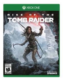 Xbox One Rise Of The Tomb Rider Español Nuevo Y Sellado