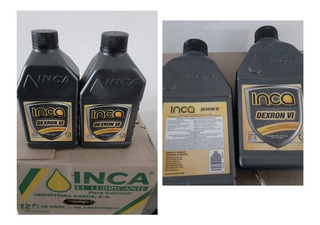 Aceite Dexron Vi 6 Inca Sellado