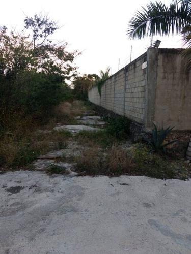 Imagen 1 de 8 de Renta De Terreno Ideal Guardar Material Cercano A Colegios En Cancún Rd06421